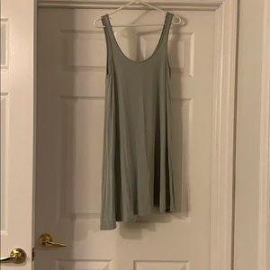 Light Blue/Gray Dress